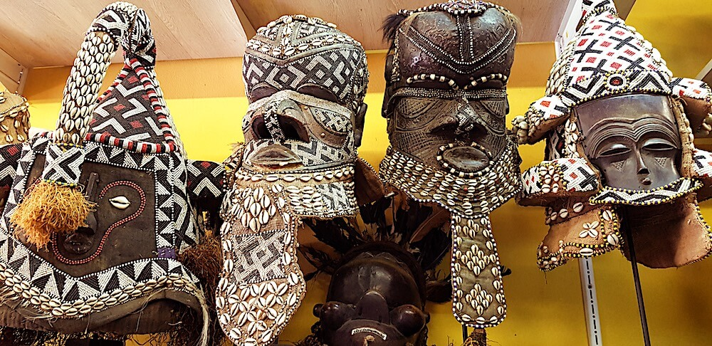 Central Original African Craft